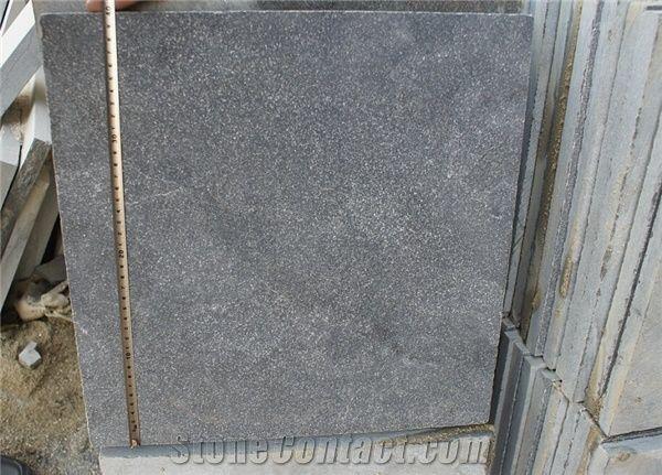 Bluestone Tile Honed And Sandblast Finished Floor Tile Floor