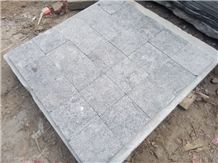 Grey Limestone Tile, Flamed Finished Floor Tile, Floor Coverings,China Limestone,More Special Finishes Available