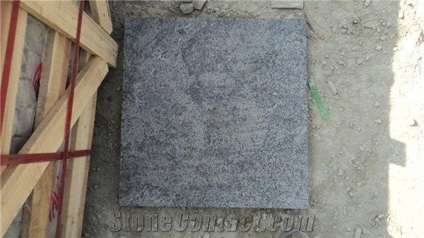 Wellest L828 Blue Stone Flamed Finish Floor Tile,China Grey