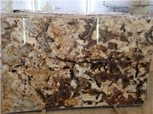 Splendour Gold Slabs & Tiles, Splendor Granite Slabs