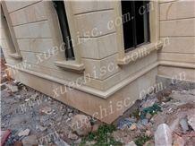 Hot Sell China Natureal Yellow Granite for Wall Covering,Yellow Baipo Pingshan Granite Building & Walling