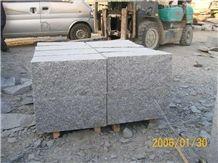 G341 Granite 25*25*50cm Wall Stone