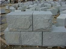 G341 Granite Mushroomed Wall Stone