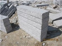 G341 Shandong Granite Kerbstones,Lowest Price Granite,Rough Picked
