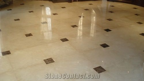 Marble Flooring Project from Qatar - StoneContact com