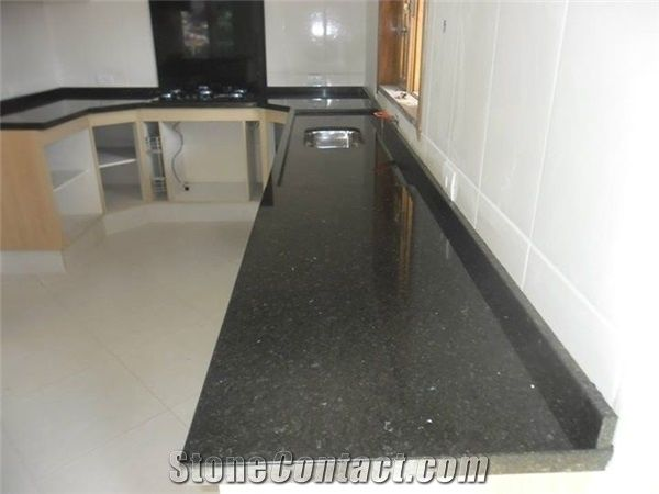 black galaxy granite countertops india black granite kitchen tops from china. Black Bedroom Furniture Sets. Home Design Ideas