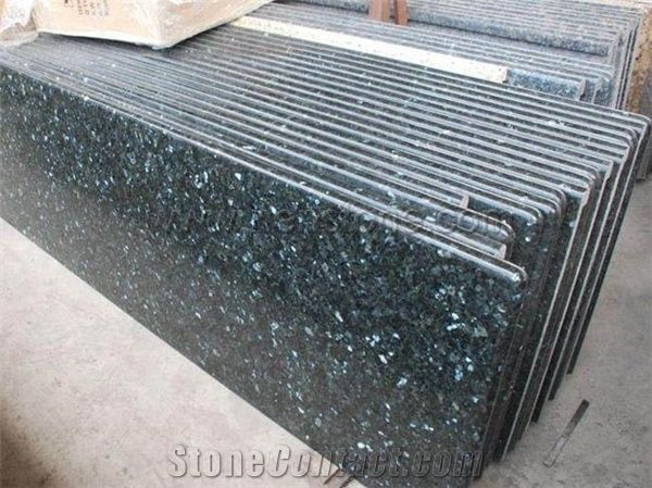 Blue Pearl Granite Stairs Steps Norway Blue Granite Stairs Treads From China Stonecontact Com