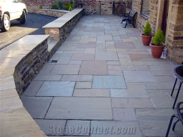 Landscaping Stones Natural Stone Paving