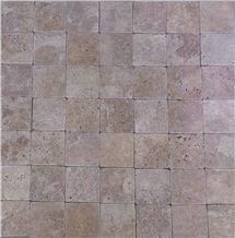 Small Tumbled Tiles,Walnut Travertine