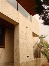 Cordova Shell Limestone Facade