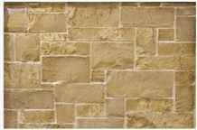 Lueders Chopped Dark Canela Wall Bricks