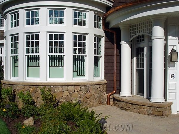 Chestnut Cut Stone Window Sills And Coping From United