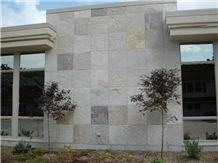 Fond Du Lac Cut Stone Panels, Fond Du Lac Limestone Facade