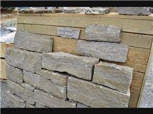 Flatwillow Sandstone Split-Face Wall Stone