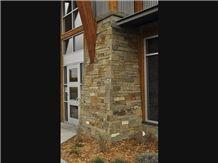 Frontier Sandstone Natural Thin Veneer