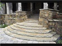 Frontier Sandstone Stair Treads