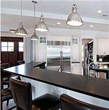 Absolute Black Granite Countertops, Kitchen Countertops, Vanity Tops