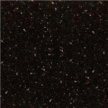 Black Galaxy Granite Tiles & Slabs, India Black Granite