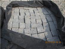 G341 Grey Granite Curbstone