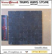 Magical Beauty Blue Stone Mosaic Tiles