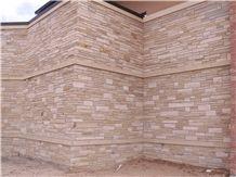 Colorado Buff Sandstone Wall Strips