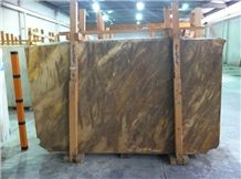 Picasso Marble Slabs, Turkey Brown Marble