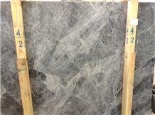 Sirius Grey (Grey Marble) Slabs & Tiles, Turkey Grey Marble
