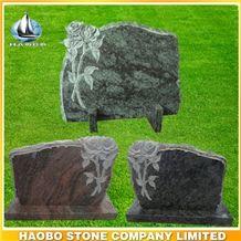 Granite Memorial Plaque for Funeral Decoration