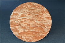 China Marble Table Tops,Cafe Table Tops