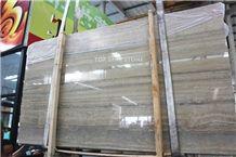 Italian Silver Gray Travertine Flooring Tiles, Siena Silver Travertine Slabs & Tiles