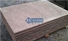 Brown Sandstone/Brownstones/Brown Wave Sandstone Tiles & Slabs