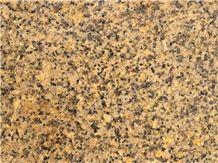 Gloden Sand Beige Granite Slabs & Tiles, Golden Garnet Granite Tiles