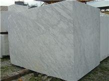 China Venata White Marble Block