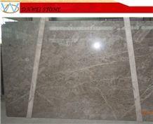 Milano Grey Light Marble Tiles & Slabs, China Grey Marble