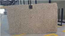 Amarillo Campanario Granite Slabs, Yellow Granite Tiles & Slabs, Granito Amarillo Campanario