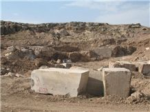 Lome Dasht Ardabil Travertine (Classic Beige Travertine) Blocks