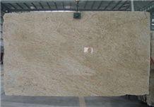 Kashimir Gold Granite Slab, China Yellow Granite