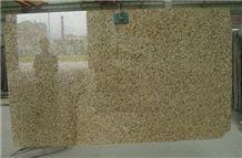 Yellow Diamond Granite Slabs, India Yellow Granite