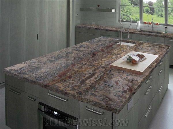 Bellini Granite Kitchen Countertop From Italy Stonecontact Com
