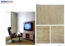 Zanjan Beige Teravertine Floor Tiles