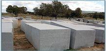 Gris Quintana Granite Blocks, Spain Grey Granite