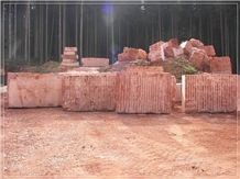 Rosso Asiago Marble Blocks, Italy Red Marble