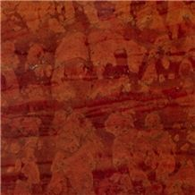 Rosso Asiago Marble Slabs & Tiles, Italy Red Marble