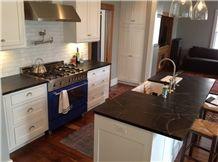 Barroca Soapstone Pre Cut Kitchen Countertops