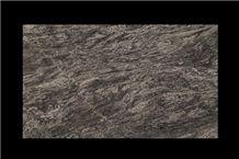 Black Tiger Granite Slabs, Brazil Black Granite
