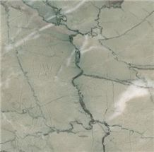 Verde Antigua Marble Tiles, Iran Green Marble