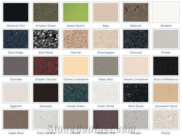 Caesarstone Colors Quartz Stone From United States