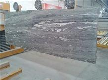 Emerald Stone Quartzite Cross Cut Slabs & Tiles, Green Quartzite Tiles & Slabs, Pietra Di Villeneuve Quartzite
