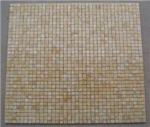 Marble Mosaic, Beige Yellow Mosaic