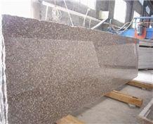 Pink G664 Granite Slabs, China Pink Granite